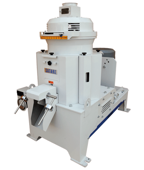 Compact Rice Milling Machine VTA3GM-T